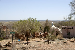 galisteo in spring